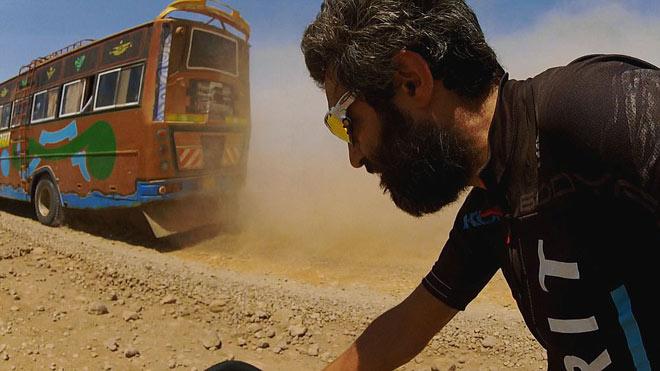 Tay đua vĩ đại: Hạ cướp, xuyên bom đạn vượt 18.000km bằng... xe đạp - 3