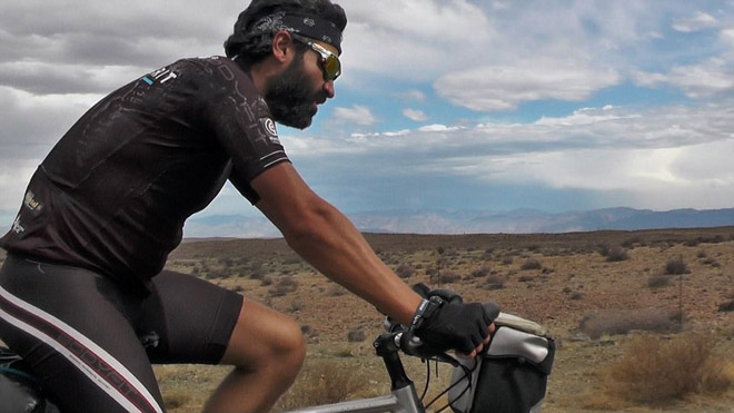 Tay đua vĩ đại: Hạ cướp, xuyên bom đạn vượt 18.000km bằng... xe đạp - 6