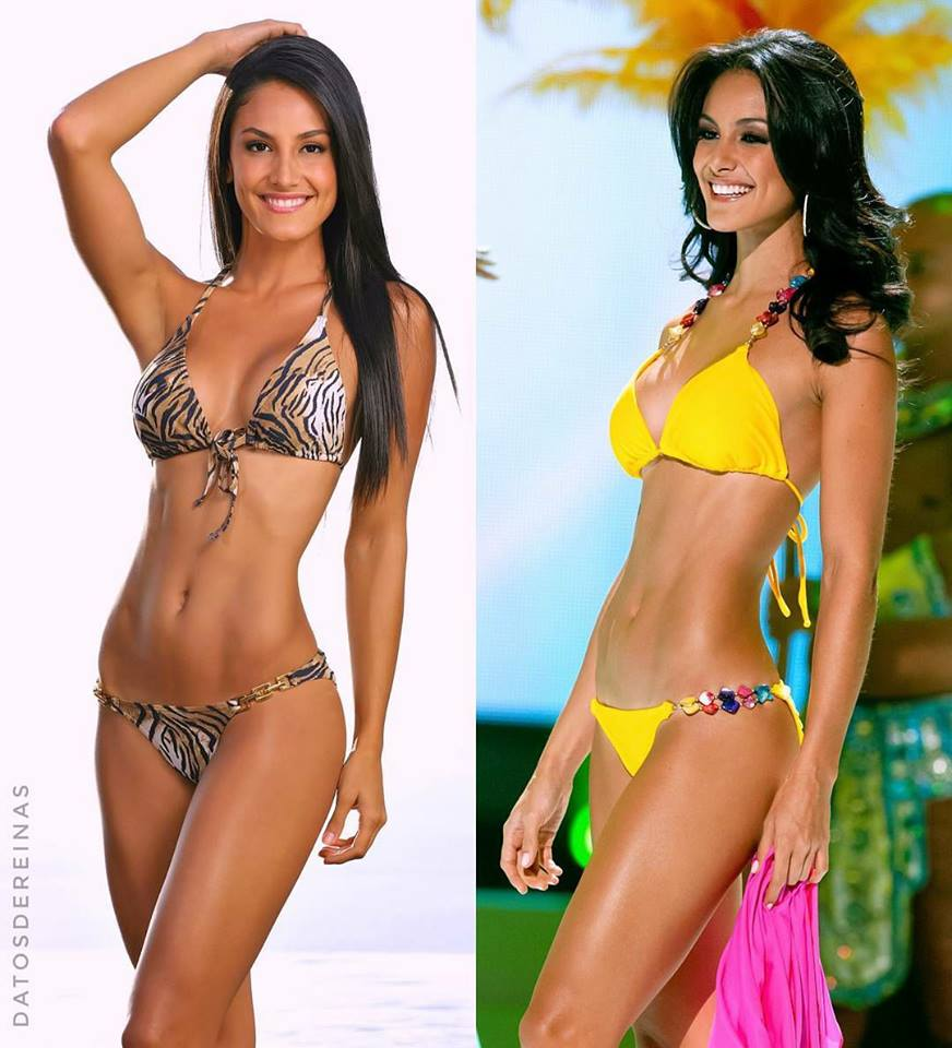 Hoa hậu Costa Rica đẹp tới nỗi được ví như nữ thần hạ thế - 1