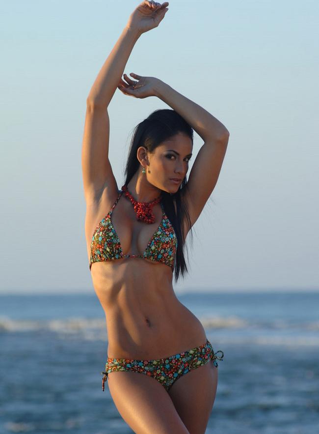 Hoa hậu Costa Rica đẹp tới nỗi được ví như nữ thần hạ thế - 3