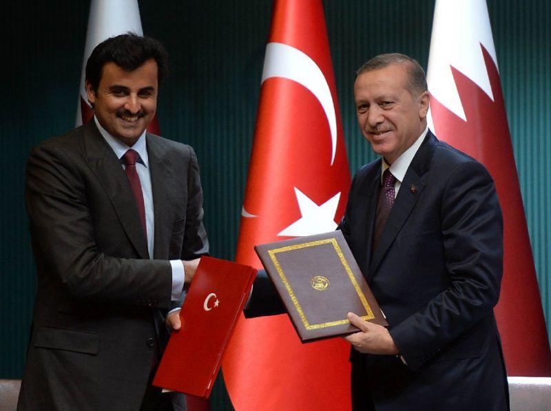 """Thổ Nhĩ Kỳ """"mang ơn"""" Qatar và giờ đến lúc trả nợ? - 1"""