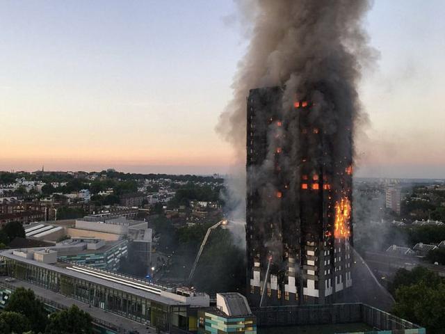 Sai lầm chết người khiến chung cư Anh cháy kinh dị - 8
