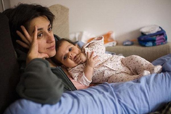 10 phương pháp giúp mẹ trẻ thoát khỏi chứng trầm cảm sau sinh - 4