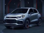 Sắp ra mắt Chevrolet Trax 2018 với nhiều cải tiến