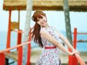 Tuyệt chiêu giúp cô nàng  siêu gầy  tăng cân tự tin đi biển
