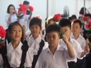 Giáo dục - du học - Xử lý nghiêm tình trạng chạy trường vào lớp 1