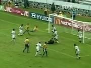"""Bóng đá - Siêu phẩm đẹp nhất Confederations Cup: Ronaldinho """"cắt kéo"""" thiên tài"""