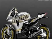 """"""" Phát thèm """"  trước siêu mô tô Mojo Supersport Concept"""