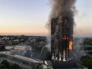 Thế giới - Vụ cháy kinh hoàng ở Anh được cảnh báo từ 4 năm trước