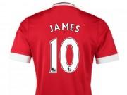 Chuyển nhượng Real: James Rodriguez muốn áo số 10 ở MU