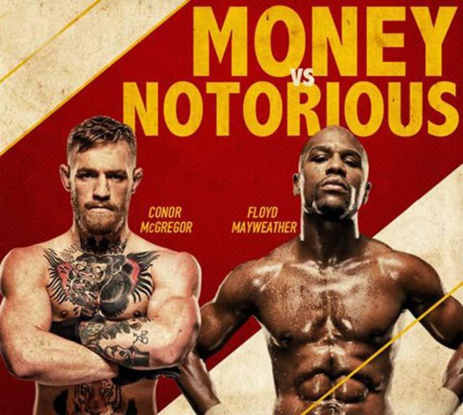 McGregor – Mayweather định ngày đấu tỷ đô