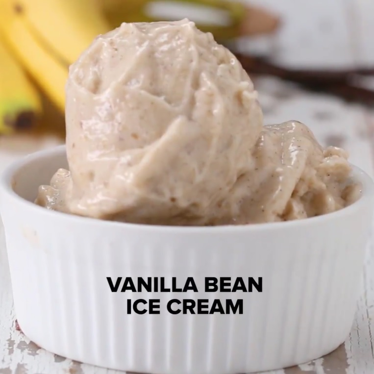 Hô biến chuối thành món kem mềm xốp ngon tuyệt - 3