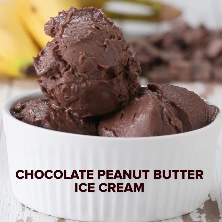 Hô biến chuối thành món kem mềm xốp ngon tuyệt - 4