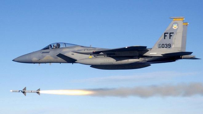 Qatar đổ 12 tỉ USD mua tiêm kích hiện đại F-15 của Mỹ - 2