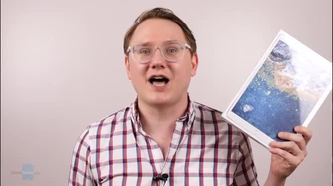 Mở hộp máy tính bảng tốt nhất thế giới – iPad Pro 10,5 inch