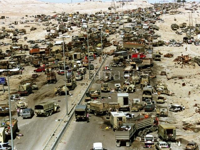 Chiến tranh vùng Vịnh: Trận tăng kinh hoàng với quân Iraq - 10