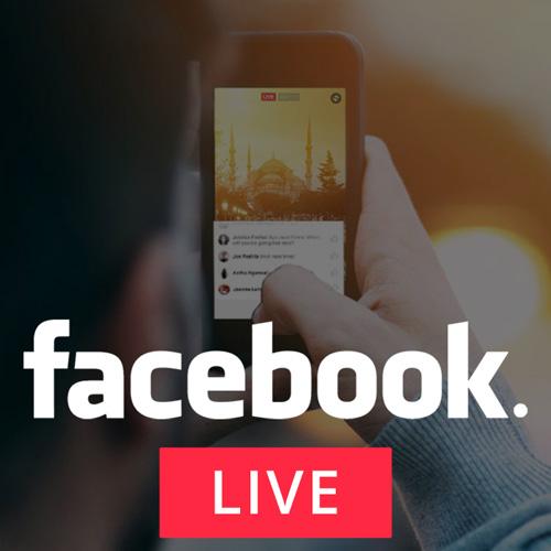 Facebook Live trở nên dễ sử dụng hơn với tính năng chạy phụ đề - 1