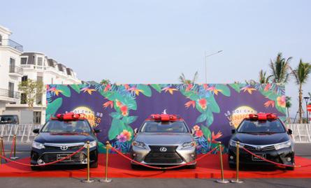 """Mua nhà đẹp Vinhomes Dragon Bay - Trúng xế """"vàng"""" Lexus - 2"""