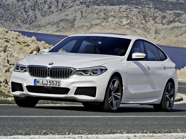 BMW 6-Series Gran Turismo 2018 hoàn toàn mới ra mắt - 1