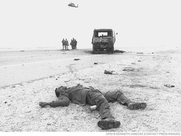 Chiến tranh vùng Vịnh: Trận càn tàn khốc ở Xa lộ Tử thần - 8