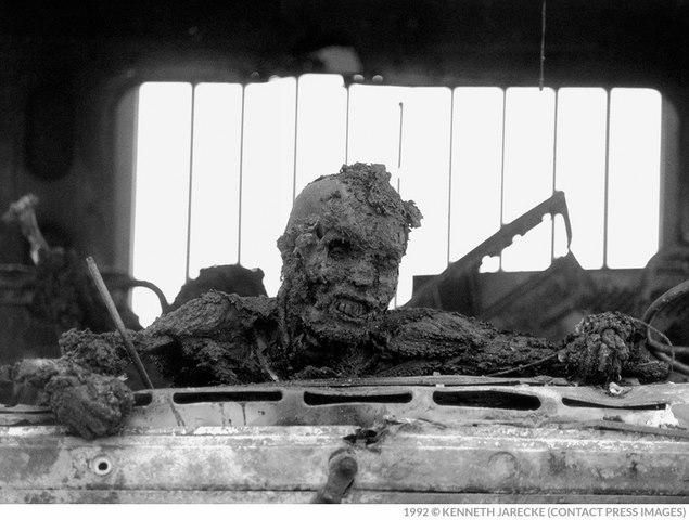 Chiến tranh vùng Vịnh: Trận càn tàn khốc ở Xa lộ Tử thần - 7