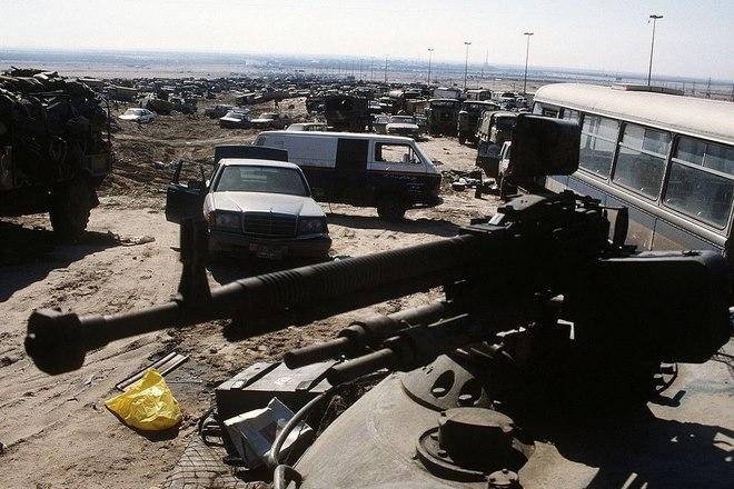 Chiến tranh vùng Vịnh: Trận càn tàn khốc ở Xa lộ Tử thần - 9