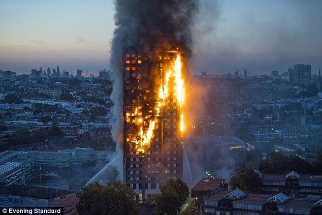 Nghẹn ngào lời nhắn vĩnh biệt của nạn nhân vụ cháy London - 1