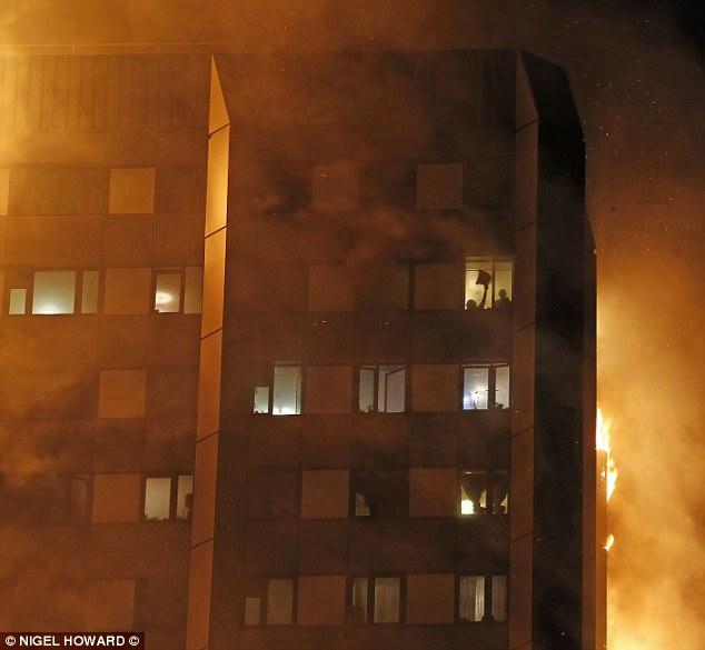 Nghẹn ngào lời nhắn vĩnh biệt của nạn nhân vụ cháy London - 4
