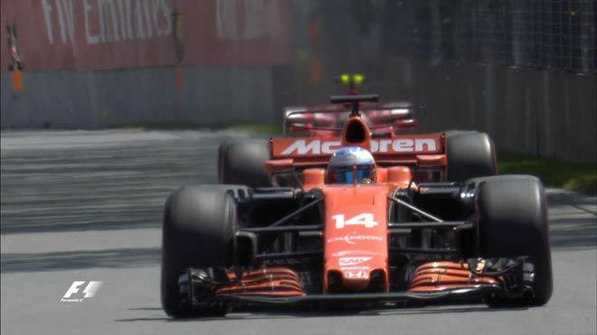 """Đua xe F1: Những cú vượt siêu hạng và màn chơi trội của """"Giáo sư X"""" - 3"""