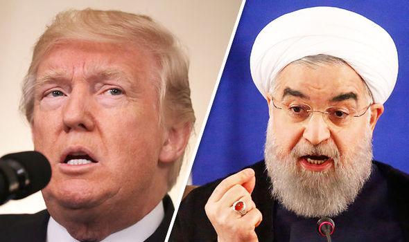 Khủng hoảng vùng Vịnh: Iran chĩa laser vào trực thăng Mỹ - 2