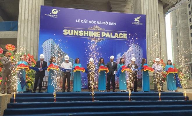 Galaxy Homes chính thức là đơn vị phân phối dự án Sunshine Palace - 1