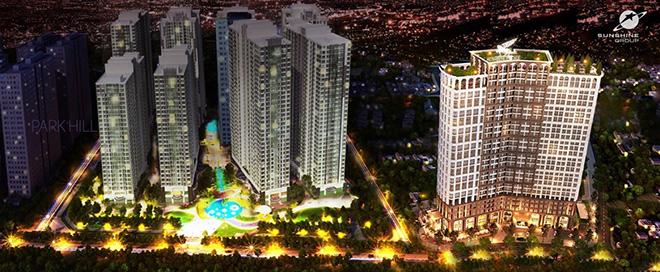 Galaxy Homes chính thức là đơn vị phân phối dự án Sunshine Palace - 2
