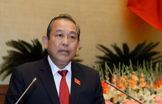 Phó Thủ tướng: Bỏ biên chế giáo viên mới chỉ là đề xuất của Bộ GD-ĐT - 1