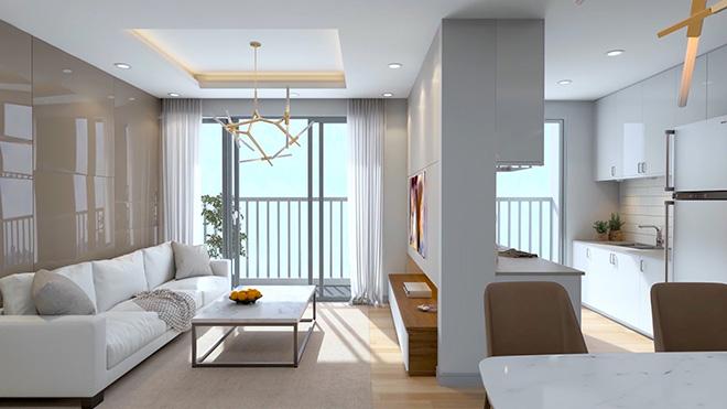 Mở bán căn hộ CT1 Gelexia Riverside với tiện ích cao cấp - 1