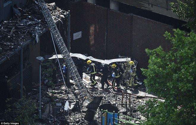 Vụ cháy nhà lớn nhất lịch sử Anh: Như thể lửa địa ngục - 2
