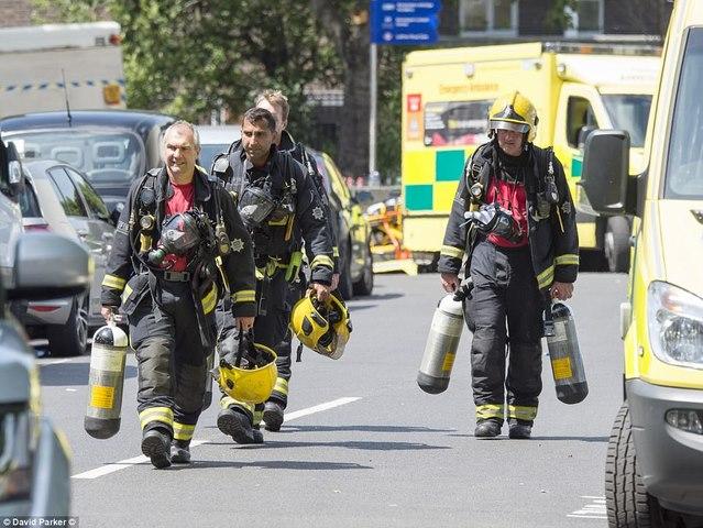 Vụ cháy nhà lớn nhất lịch sử Anh: Như thể lửa địa ngục - 5