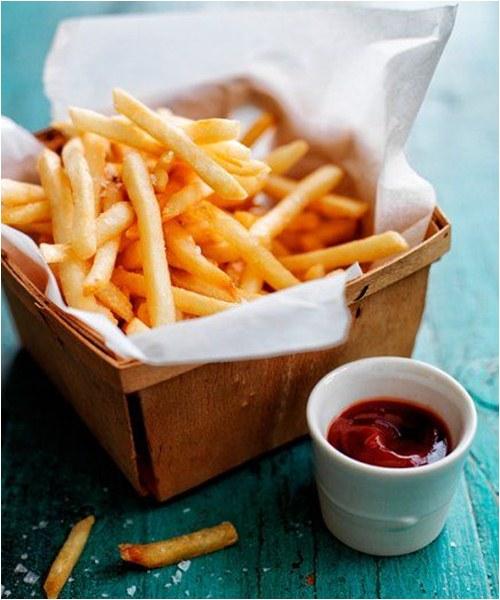 Ăn khoai tây chiên 2 lần/tuần khiến bạn béo, xấu và chết sớm? - 4