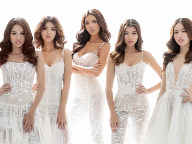 Bản sao Tâm Tít đẹp như nữ thần với váy mỏng, áo xẻ sâu - 12