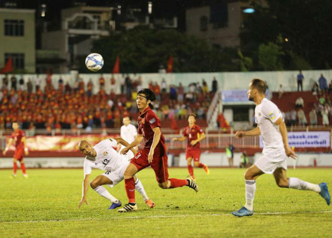 ĐT Việt Nam: Tín hiệu vui cho kỳ SEA Games đầy hy vọng - 1