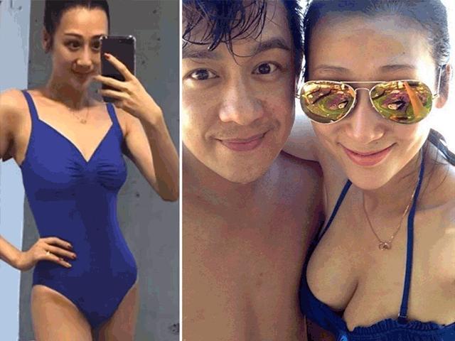 Khánh My phải e dè trước nhan sắc U50 của vợ tài tử TVB Mã Đức Chung - 16