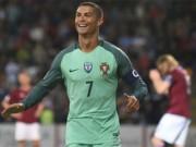 Bóng đá - Confederations Cup 2017: Ronaldo thống trị giải đấu hạng 2?