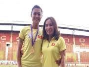 Tia chớp nhỏ  Tú Chinh gây ấn tượng trên đất Thái Lan