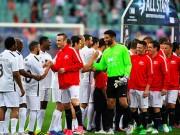Bóng đá - Huyền thoại MU - Đội siêu sao Figo: Đại tiệc 6 bàn mãn nhãn