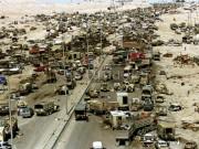 Thế giới - Chiến tranh vùng Vịnh: Trận càn tàn khốc ở Xa lộ Tử thần