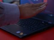 Thời trang Hi-tech - Laptop bảo mật bằng tĩnh mạch lòng bàn tay, giá từ 33 triệu đồng
