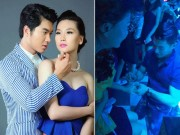 Đời sống Showbiz - Trương Nam Thành thờ ơ khi bị bạn gái siêu mẫu tố hủy hôn vì ngoại tình