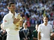 Wimbledon: Djokovic luyện  đòn hiểm , đấu Federer - Nadal