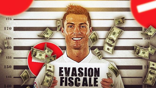 Ronaldo phải nộp 760 tỉ VNĐ, có 60 ngày chạy án tù trốn thuế