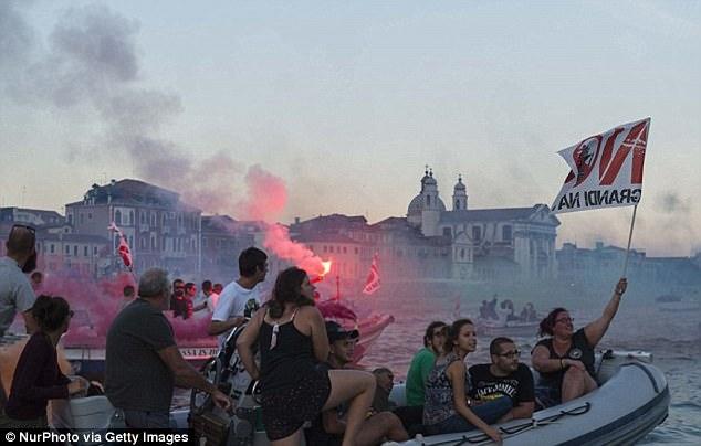 Vì sao thành phố Venice cấm mở thêm khách sạn? - 3