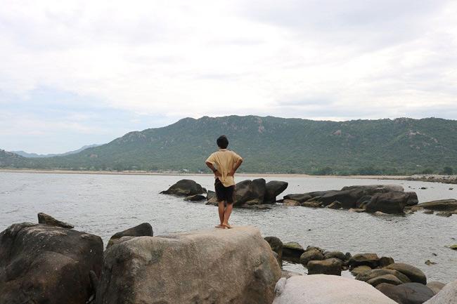 Tìm đến Hang Rái, ôm trọn biển cả vào lòng - 1